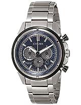Citizen Chronograph Blue Dial Men's Watch - CA4241-55L