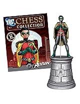 DC Superhero Robin Bishop Chess Piece with Magazine