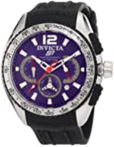 """Invicta Men's 1451 S1 """"Racing Team"""" Stainless Steel Wach"""