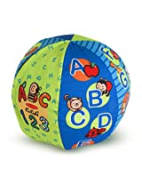 2 in 1 Talking Ball: Baby Play - K's Kids