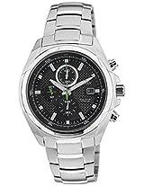Citizen Eco-Drive Analog Black Dial Men's Watch - CA0190-56E-21 cm