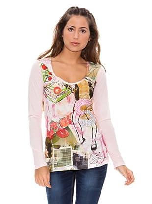 Sidecar Camiseta Carla (Multicolor)