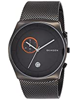 Skagen Havene Analog Grey Dial Men's Watch - SKW6186