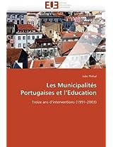Les Municipalites Portugaises Et L''Education (Omn.Univ.Europ.)
