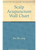 Scalp Acupuncture Wall Chart