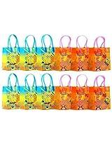 SpongeBob SquarePants Party Favor Goodie Gift Bag - 6