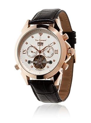 Yves Camani Reloj Navigator Diamante Negro / Oro