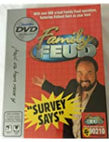 Family Feud DVD TV Game