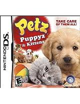 UBI Soft Nintendo DS Petz Puppyz & Kittenz