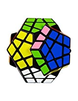 Shengshou Megaminx Black Speed Cube