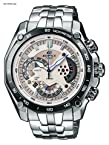 Casio Edifice 550 White Dial Chronograph Watch for Men