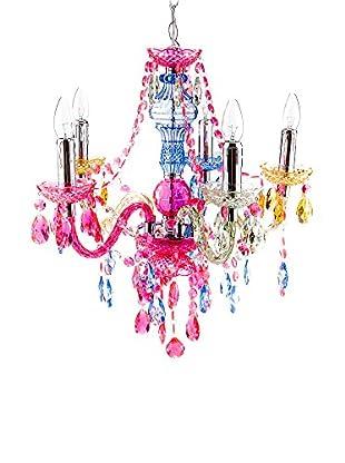 Tomasucci Lámpara De Araña Jewel Multicolor