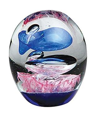 Dynasty Gallery Glass Water Dance, Multi