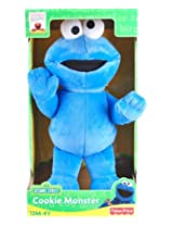 "15"" Sesame Street Cookie Monster Doll Plush"