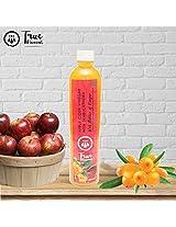 True Elements Apple Cider Vinegar with Seabuckthorn, 500ml