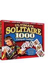 Ultimate Solitaire 1000 - Jewel Case (PC)