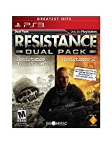 Resistance Greatest Hits Dual Pack (PS3)