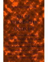 An 14 tairseacha Cuid 1-7 (Irish Edition)