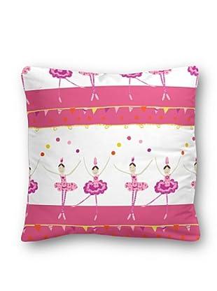 Casual Textil Cojín Circus (Rosa)