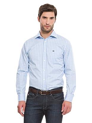 Pedro del Hierro Camisa Vestir (Azul)
