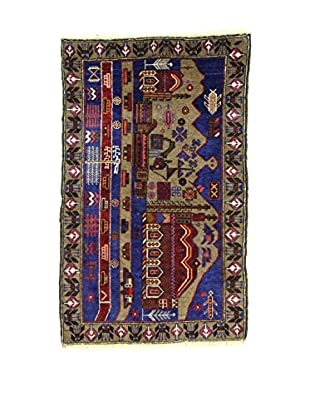 Eden Teppich Kezil mehrfarbig 90 x 145 cm