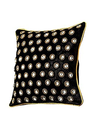 Sage & Co. Velvet Dot Embellished 12