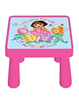 Kids Only Dora The Explorer Cafe Table