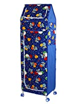 Amardeep and Co XL Multipurpose Toy Box (Blue) - ADALE-01BTT6TA