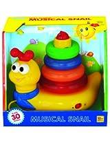 megcos Musical Snail