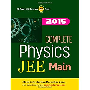 Complete Physics JEE Main - 2015