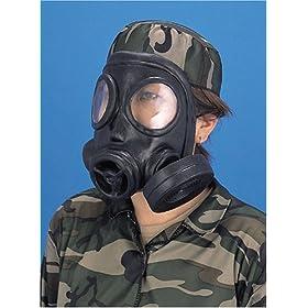 防毒マスク