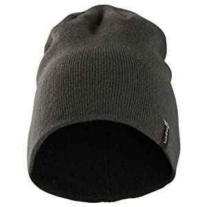 Quechua Ski-Hat-Black-Grey Men's Accessory
