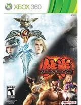 Tekken 6/Soulcalibur 4 Bundle - Xbox 360