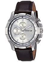 Fossil Dean Analog Cream Dial Men's Watch - FS5114I