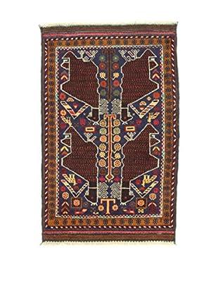 Eden Teppich Kezil mehrfarbig 90 x 140 cm