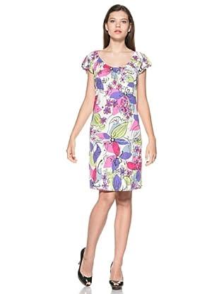 Eccentrica Vestido Shannon (Multicolor)