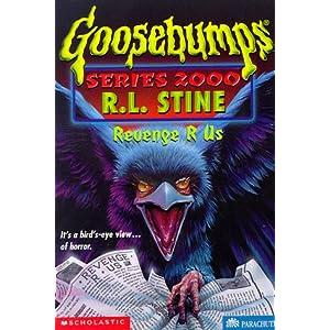 Revenge R US (Goosebumps Series 2000 - 7)