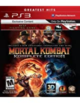 Mortal Kombat - Komplete Edition (PS3)