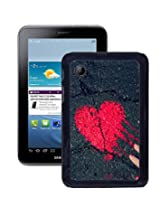 Axes Hard Back Cover For Samsung Galaxy Tab 2 P3100 (D016)