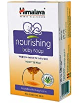 Himalaya Nourishing Baby Soap - 75 gm