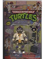 1990 Playmates Teenage Mutant Ninja Turtles Don the Undercover Turtle