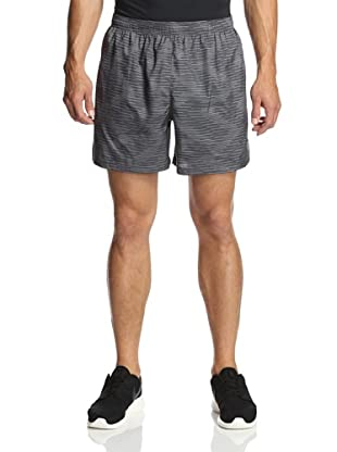 New Balance Men's 5-Inch Graphic Go 2 Shorts (Magnet)