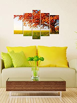Homemania Wandbild 5er Set