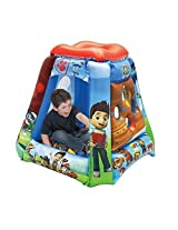 Paw Patrol All Paws On Deck Play Land With 50 Soft Flex Balls