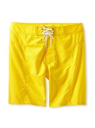 Trunks Men's Salty Board Short (Sunny)