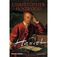 Christopher Hogwood 著『Handel』の商品写真