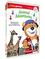 Baby Genius - Animal Adventures DVD In English