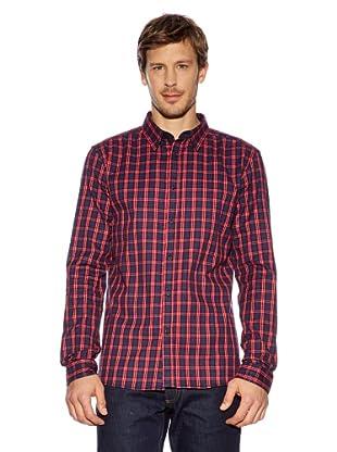 Redgreen Camisa Enake (Azul / Rojo)