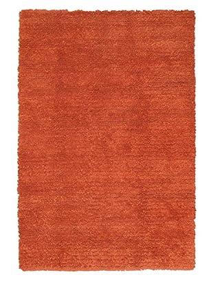Handmade Ritz Shag, Copper, 5' 7