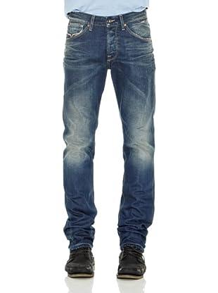 Pepe Jeans London Pantalón Vaquero Cobb (Azul)